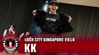 KK (SG) | Judge Showcase | Lock City Singapore Qualifier 2018 | RPProds