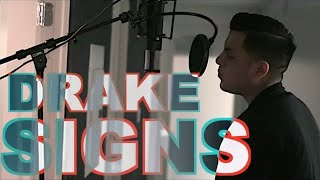 download lagu Conor Maynard - Signs Ft. Anth Melo Drake Cover gratis