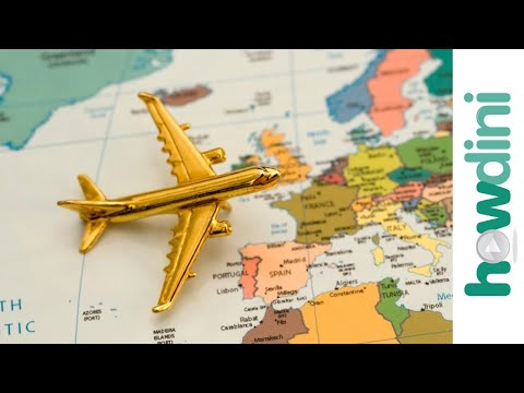 How to travel to Europe with kids