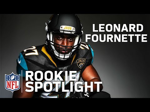 Leonard Fournette My Style Of Play Is Rookie Spotlight Nfl