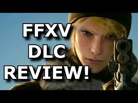 Final Fantasy XV: Episode Prompto DLC Review! IT'S A SHOOTER?! (PS4/Xbox One)