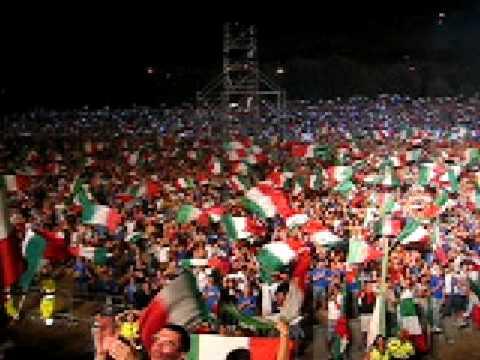 finale mondiali di calcio 2006 - Circo Massimo - Roma 8