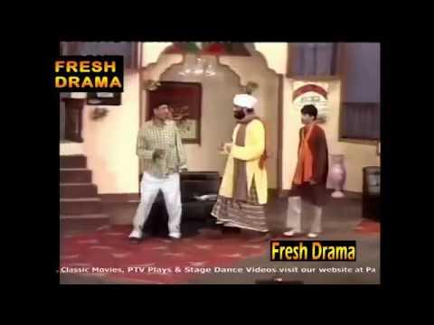 Sajjan Abbas   Mastana  Gohra Pakistani Stage Drama Latest Comedy Show