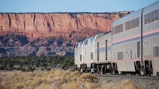 Amtrak Southwest Chief | Summer (Nice journey!)