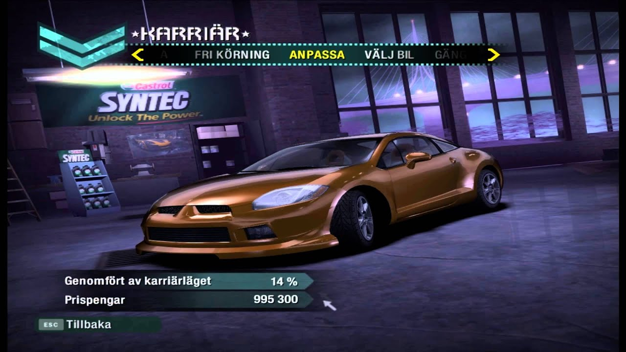 cheat engine for nfs carbon