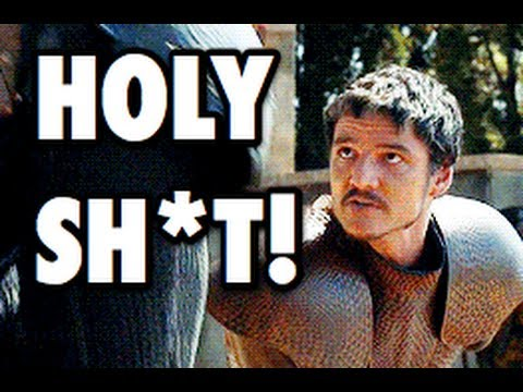 Game Of Thrones Season 4 Episode 8 Review & Reaction- Oberyn VS The Mountain Scene = WTF Moment