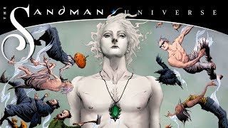 SANDMAN UNIVERSE Expands Starting Today!