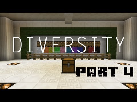 Minecraft Custom Map: Diversity Part 4 – 2Minecraft.com