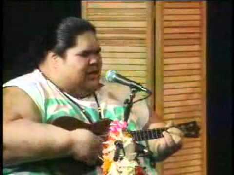 Panini Pua Kea  live Hot Hawaiian Nights  Israel  Kamakawiwo'ole video