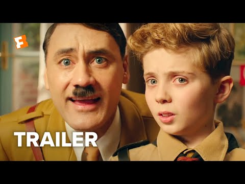 Jojo Rabbit Trailer #1 (2019) | Movieclips Trailers
