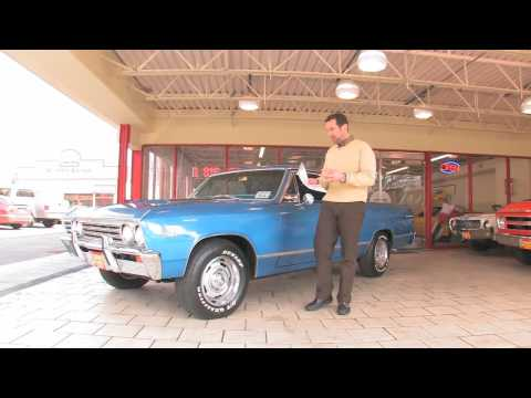1967 Chevrolet El Camino Ss396 For Sale With Test Drive