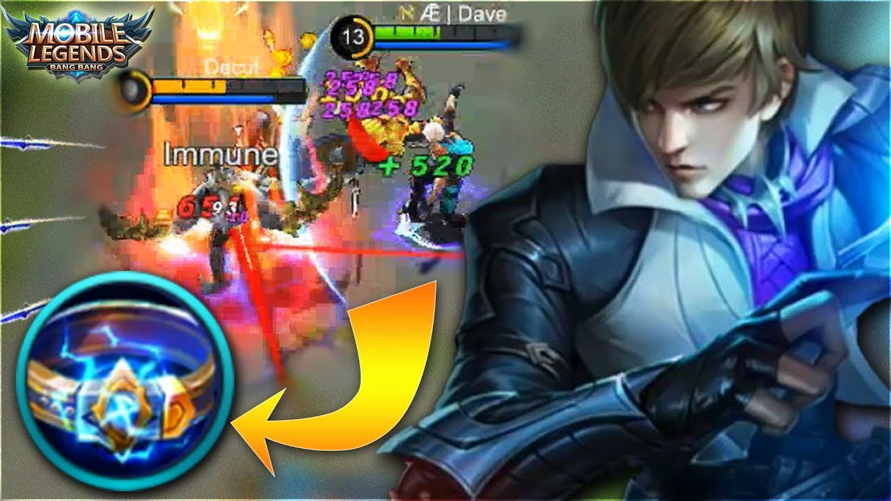 MUST HAVE NO.1 ITEM ON GOSSEN! MOBILE LEGENDS GOSSEN RANKED GAMEPLAY
