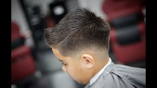 KIDS HAIR CUT | DROP FADE | TUTORIAL