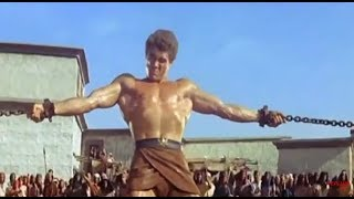 The Power of MACISTE - Feat of Strength