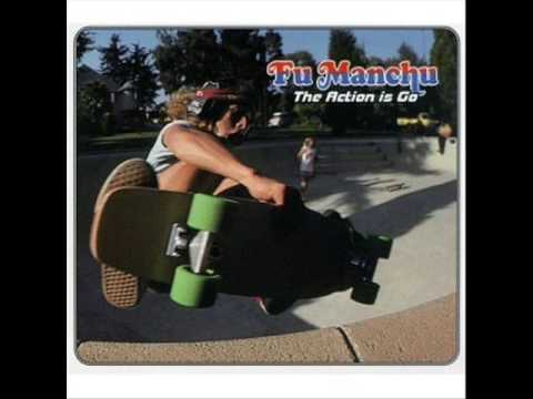 Fu Manchu - Unknown World