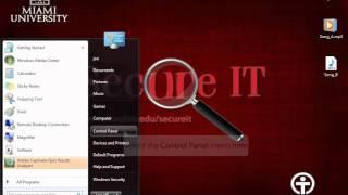 Afficher les extensions de fichiers dans Windows 7