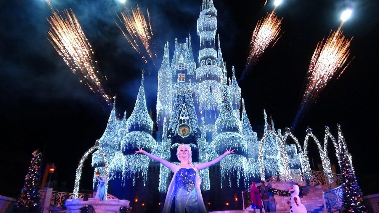 A Frozen Holiday Wish Walt Disney