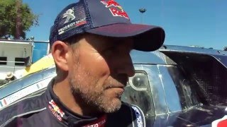 Dakar 2016: Mr. Dakar, Stephane Peterhansel