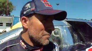 Dakar 2016: Mr. Dakar, Stephane Peterhansel