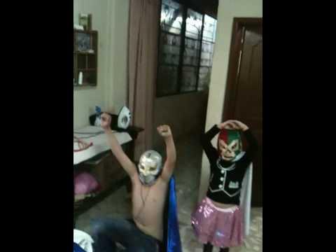 presentación de Místico Tecampanero y princesa azteca.MOV Video
