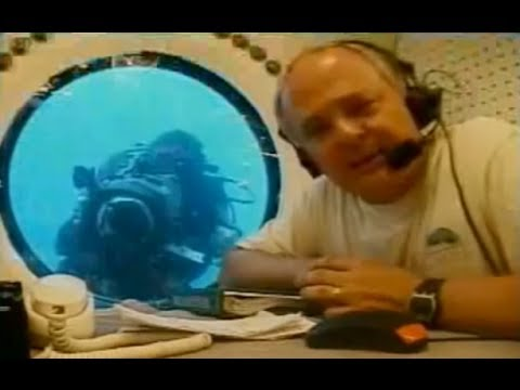 Living Underwater - How to make a Full Time Underwater Research Laboratory Project Sea Camel Part 1