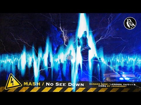 MASH - No See Down [Live in Murmansk, 24/01/2015]