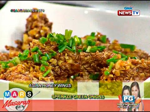 Asian Honey Wings a la Antoinette Taus