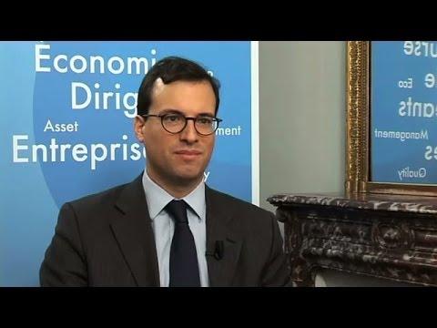 Tv Bourse : Interview Julien-Pierre Nouen Economiste et Stratégiste Lazard Frères Gestion