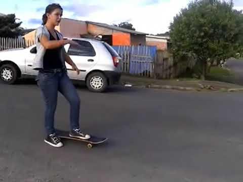Maluka Descendo s Rua de Skate kkk