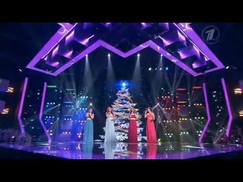 Голос новогодняя песня Happy New Year финал.