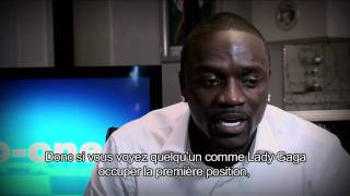 Akon interview à Kinshasa (2/2)