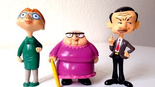 Mr Bean Figures