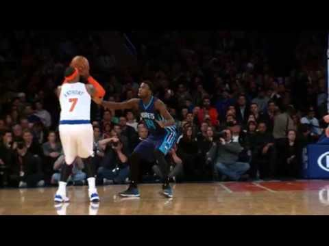 Carmelo Anthony Talks About His Shooter's Mentality