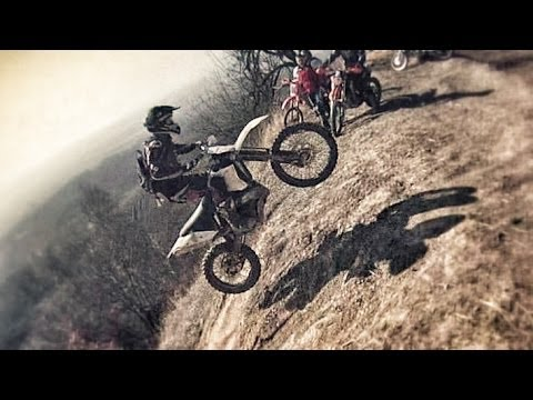 Enduro Dream and Nightmare