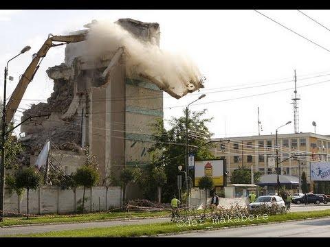 Construction, Demolition Accidents & Explosion