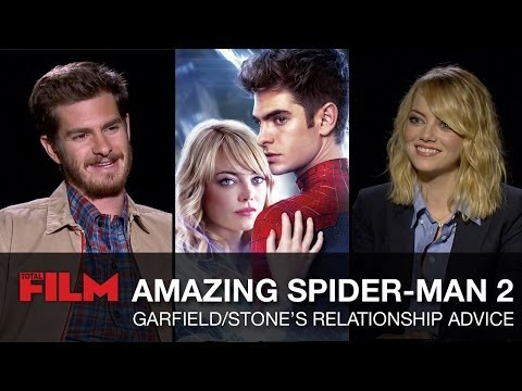 Andrew Garfield & Emma Stone's relationship advice for Peter Parker & Gwen Stacy