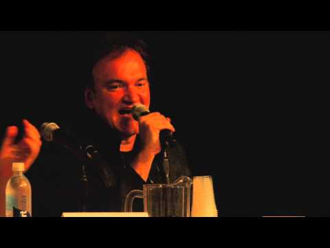 "Quentin Tarantino Announces ""Hateful Eight"" at comic-con 2014"