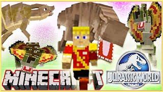 Minecraft Jurassic World Modded Roleplay Adventure! Ep.5