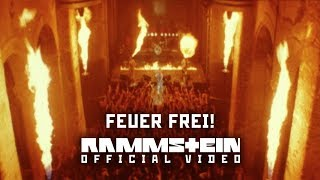 Watch Rammstein Feuer Frei  video