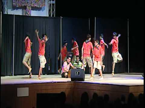 Group Dance Medley From The Four Corners Of India   (west, East, South, And North) Part 1 video