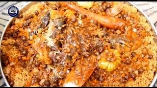 Cooking | Comment Préparer Le Thiebou Dieune Part 1 | Comment Preparer Le Thiebou Dieune Part 1