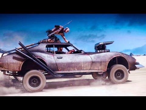 Мэддисон играет в Mad Max
