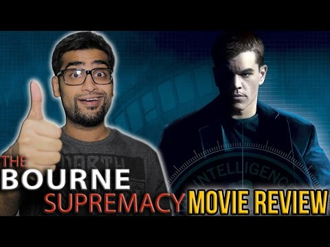 The Bourne Supremacy (2004) - Movie Review