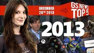 Top 5 News Stories of 2013! - GameSpot News