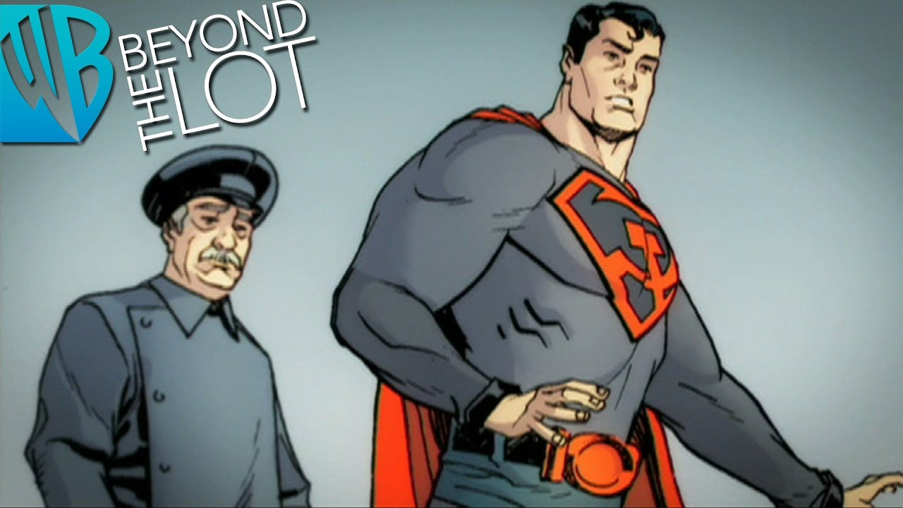Russian Superman Red Son Superman Red Son Motion
