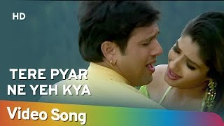 Tere Pyar Ne - Govinda - Raveena Tandon - Rajaji - Alka Yagnik - Anand Milind - Hindi Hit Songs {HD}
