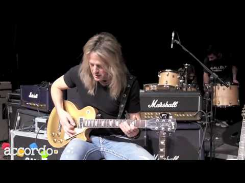 Doug aldrich warm up and coordination excercises