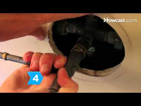 How to Repair a Tub-and-Shower Valve