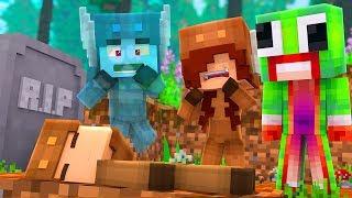 Minecraft Daycare - R.I.P MOOSECRAFT! (Minecraft Kids Roleplay)