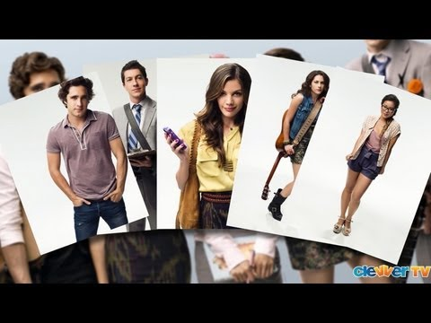 Meet the Cast of MTV's &quot;Underemployed&quot;